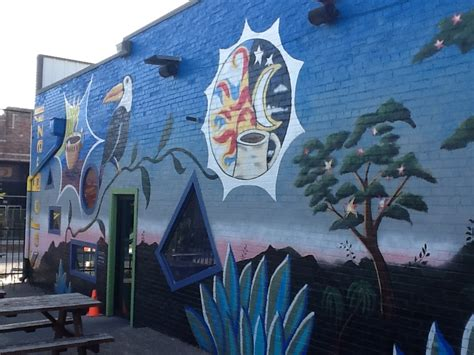 cafe brazil deep ellum s mural is lookin good