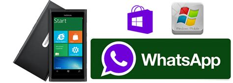 скачать whatsapp на windows mobile бесплатно