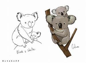 Aleksei Bitskoff. Visual Art and Illustrations.: Baby ...