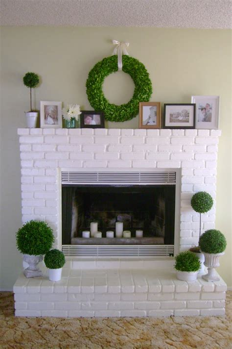 diy fireplace update with built in shelves on each 10 fireplace before and after diy projects