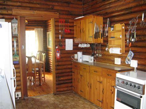 Small Rustic Cabin Interiors