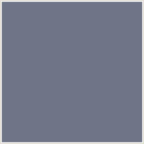 blue grey color 6e7587 hex color rgb 110 117 135 blue gray