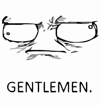 Profile Skype Neutral Meme Gentlemen Cool Faces