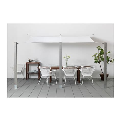 ikea canap駸 dyning canopy white 300x200 cm ikea