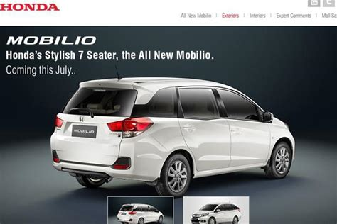 Honda Launches 7-seater Mobilio At Rs6.49 Lakh