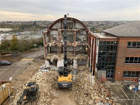 complete demolition asbestos removal  luton
