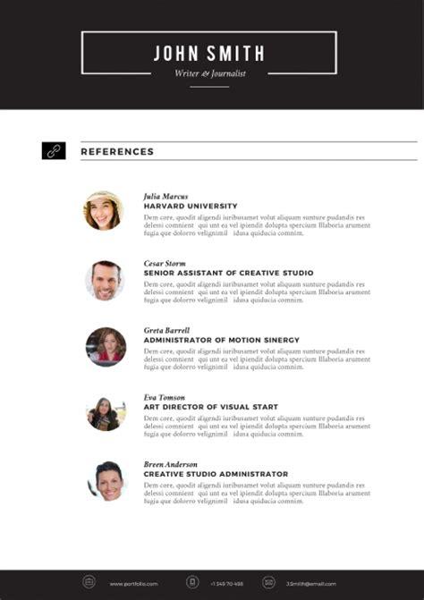 sleek resume template trendy resumes