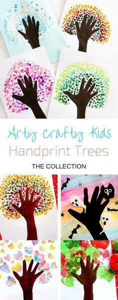 easy kid crafts poppy branch trolls handprint craft pleased with 1935