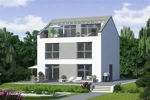 Haus Mit Dachterrasse : favorit massivhaus ~ Frokenaadalensverden.com Haus und Dekorationen