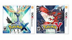 pokemon x and y on course to be e fastest selling 3ds games
