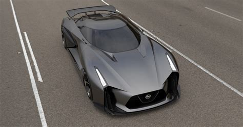 nissan supercar concept nissan concept 2020 vision gran turismo revealed likely