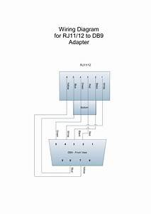 Rs232 Wiring Diagram Db9