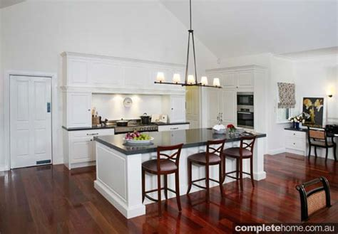 Grand Country Kitchen With A Modern Twist Completehome