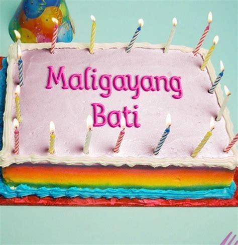 happy birthday  tagalog listen  pronunciation