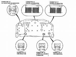 Wiring Diagram For 95 Civic Cluster
