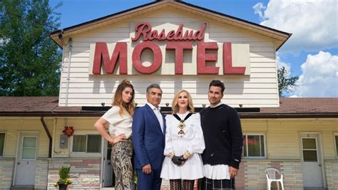 The motel from Schitt's Creek is going up for sale ...