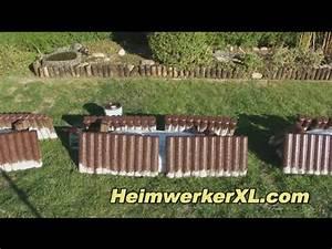 Humuserde Selber Machen : beeteinfassung individuell gestalten youtube ~ A.2002-acura-tl-radio.info Haus und Dekorationen