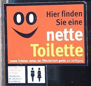Was Ist Eine Toilette : die nette toilette eine aktion der stadt wangen ~ Whattoseeinmadrid.com Haus und Dekorationen
