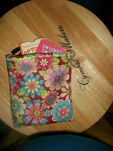 Pretty Little Zip Lock Bag     U00b7 How To Make A Zipper Pouch
