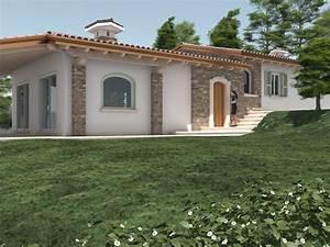 Villa Como Con Villette Moderne Su Un Piano E 02 2 33 Con