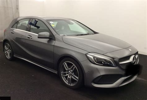 2016 16 reg mercedes a200 2.1 amg line 5 dr finished in cosmos black with back half leather and half alcantara trim. 2016 MERCEDES-BENZ A200 1.6 AMG LINE PREMIUM PLUS DCT HATCHBACK - Car Search Jersey