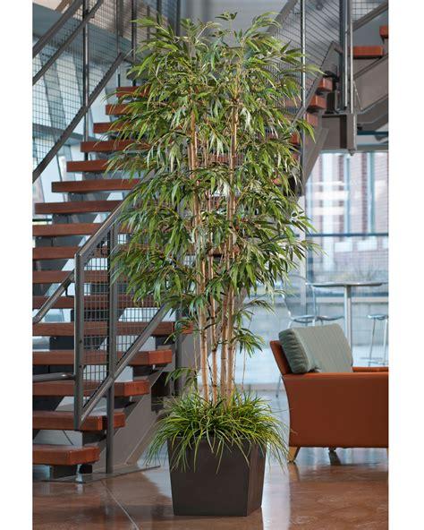 6' Deluxe Artificial Silk Bamboo Tree At Petals