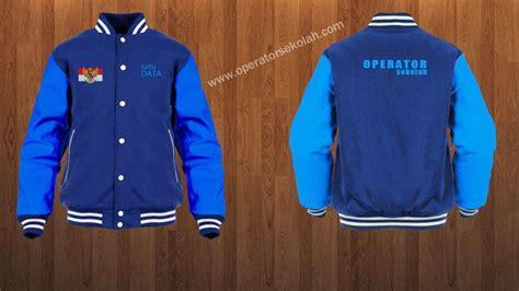 desain jaket keren depan belakang holidays oo