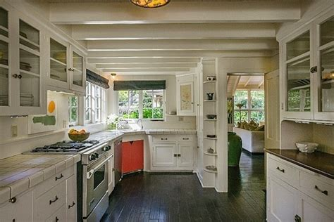 kitchens with hardwood floors 24 best small kitchen ideas images on galley 6626