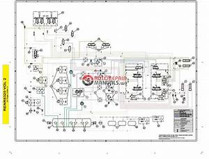 Caterpillar 994f Wheel Loader Hydraulic Schematic