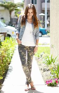 6 Ways to Style Camouflage Pants | Babble