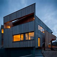 Wood Cladded Home By Farnan Findlay Architects (port Fairy