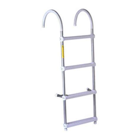 Boat Ladder Hooks by Garelick 3 Step Ladder 7 Quot Hook 142844 Boat Hardware At