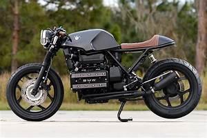 Bmw Cafe Racer Teile : bmw k100rs cafe racer umbau von hageman motorcycles ~ Jslefanu.com Haus und Dekorationen