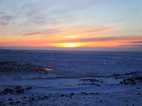 sunrise iceland deanos travels