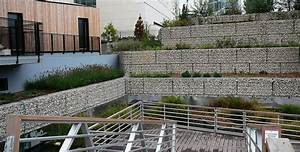 Mur De Soutenement En Gabion : sout nement gabions ~ Melissatoandfro.com Idées de Décoration