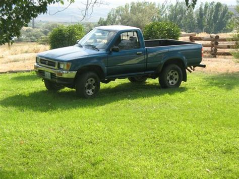 1993 Toyota Tacoma by Sell Used 1993 Toyota Tacoma 4x4 In Thermopolis