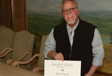 Bmi Presents Songwriter Max T. Barnes With Multiple