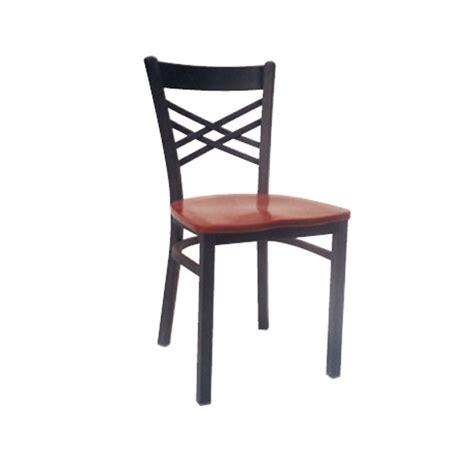 aaa furniture 310 black metal frame restaurant chair