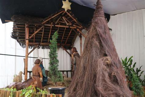 ide dekorasi gereja  perayaan natal life  wildman