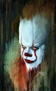 2017 Stephen King It Pennywise