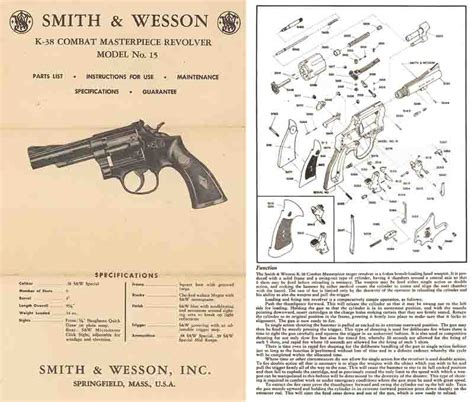 cornell publications smith wesson   manual