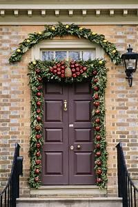 41, Christmas, Door, Decoration, Ideas