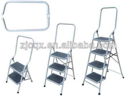Foldable Non Slip 2 3 4 Step Steel Ladder Tread Stepladder