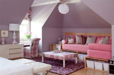 Wandgestaltung Kinderzimmer Blumen by Zimmer M 228 Dchen Lila Ideen Blumen Kinderzimmer