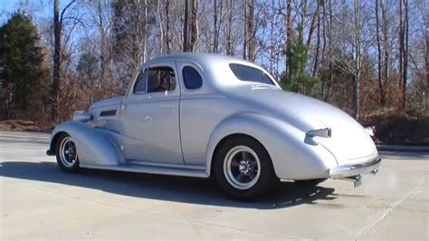 135005 / 1937 Chevrolet Business Coupe - YouTube
