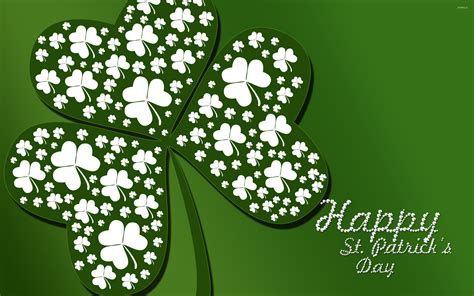 St Patricks Day Desktop Backgrounds ·①