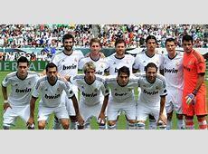 Nomor Punggung Skuad Real Madrid 201213 Bolanet