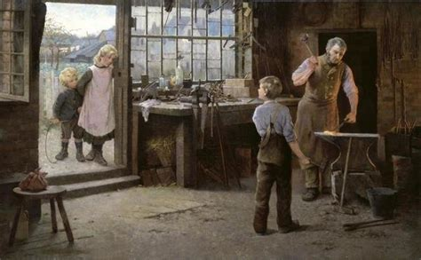 Hamlet Bannerman - His First Day at Work (Child Apprentice