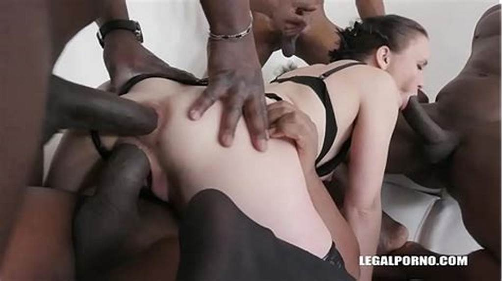 #Ally #Styles #Enjoys #2 #Cocks #And #Pissing