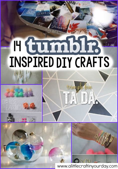 Diy Inspired Wall Decor by 14 Inspired Diy Crafts A Craft In Your Day